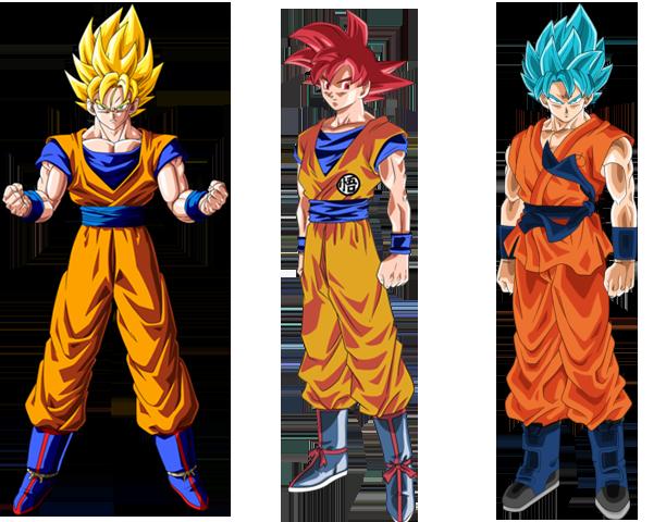 Dragon Ball Original  Z  GT  Kai  Pelculas  Super  Pgina