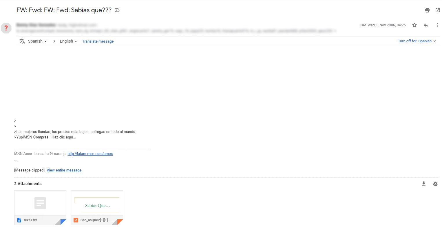 sabias que email cerdo.jpg