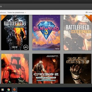 Battlefield 1 PC + Cuenta Origin + 25 juegos - Dead space 3 - medal of honor - NFS:MW - REGALADA
